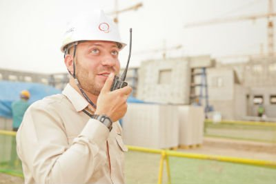 Lone Worker Two Way Radio Systems for Construction