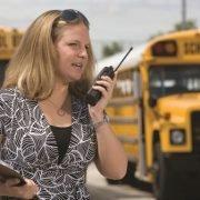 radio hire schools
