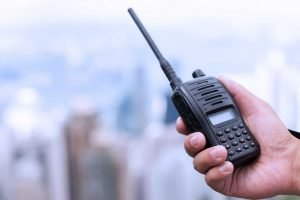 walkie talkie hire in london