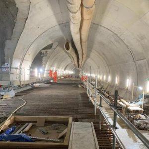 bank underground